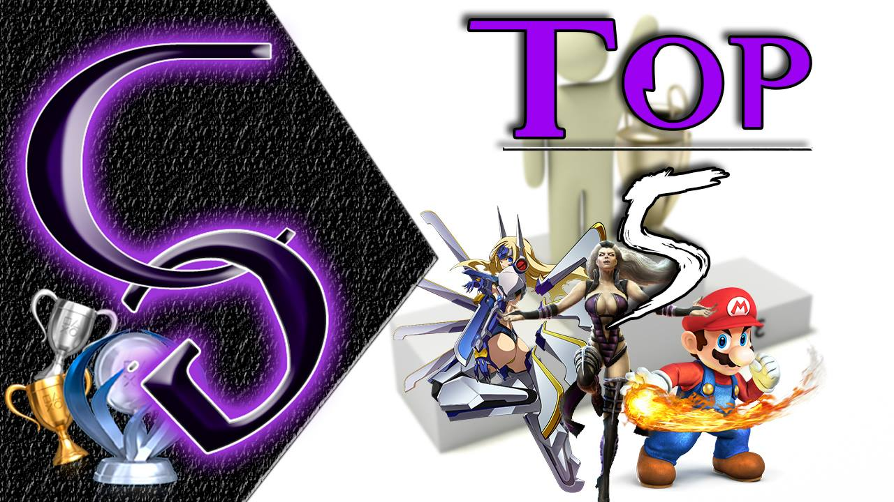 Top 5 - Cruxer - Jogos de Luta - Imagem