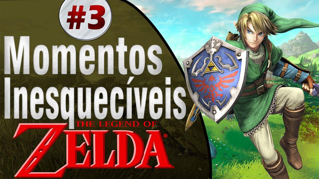 Zelda - Momentos Inesquecíveis - Imagem
