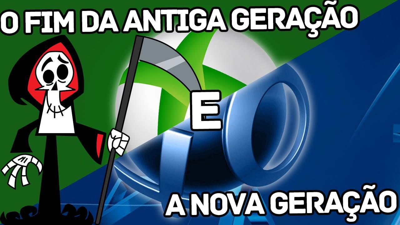 Antiga Nova Geração - Renato Rodrigues