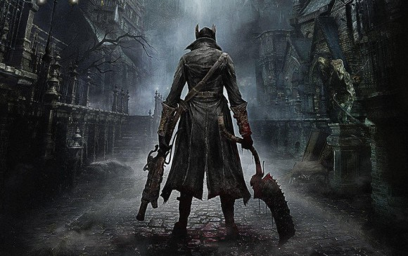 Bloodborne - Personagem