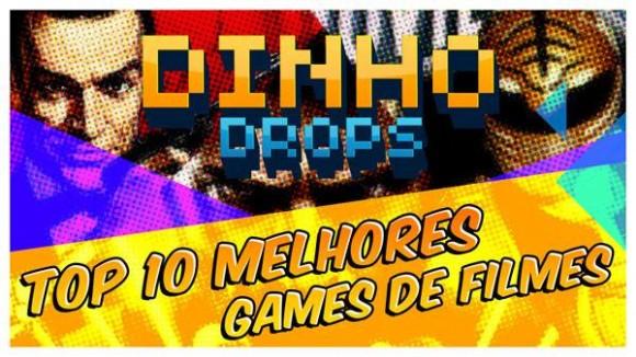 Dinho Drops - Melhores Games de Filmes - Imagem