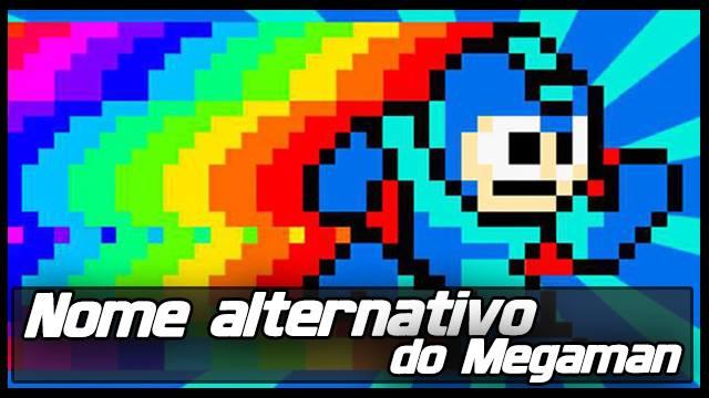 Mega Man - Nome Alternativo - RK Play - Imagem