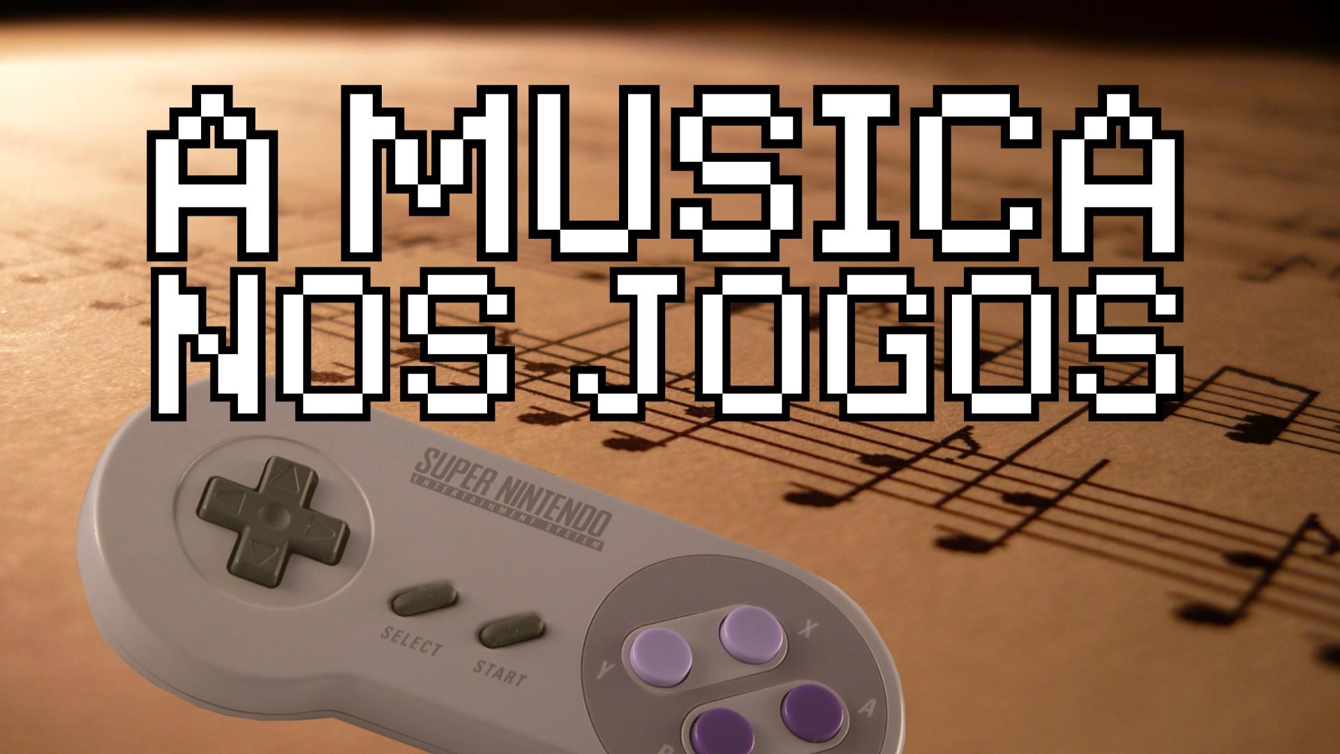 Musica nos Jogos - Animagamer - Imagem