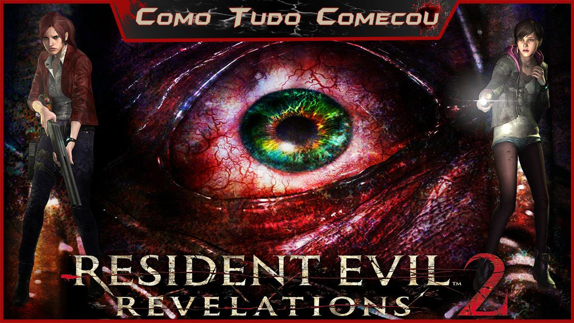 Resident Evil Revelations 2 - Siidplay - 01