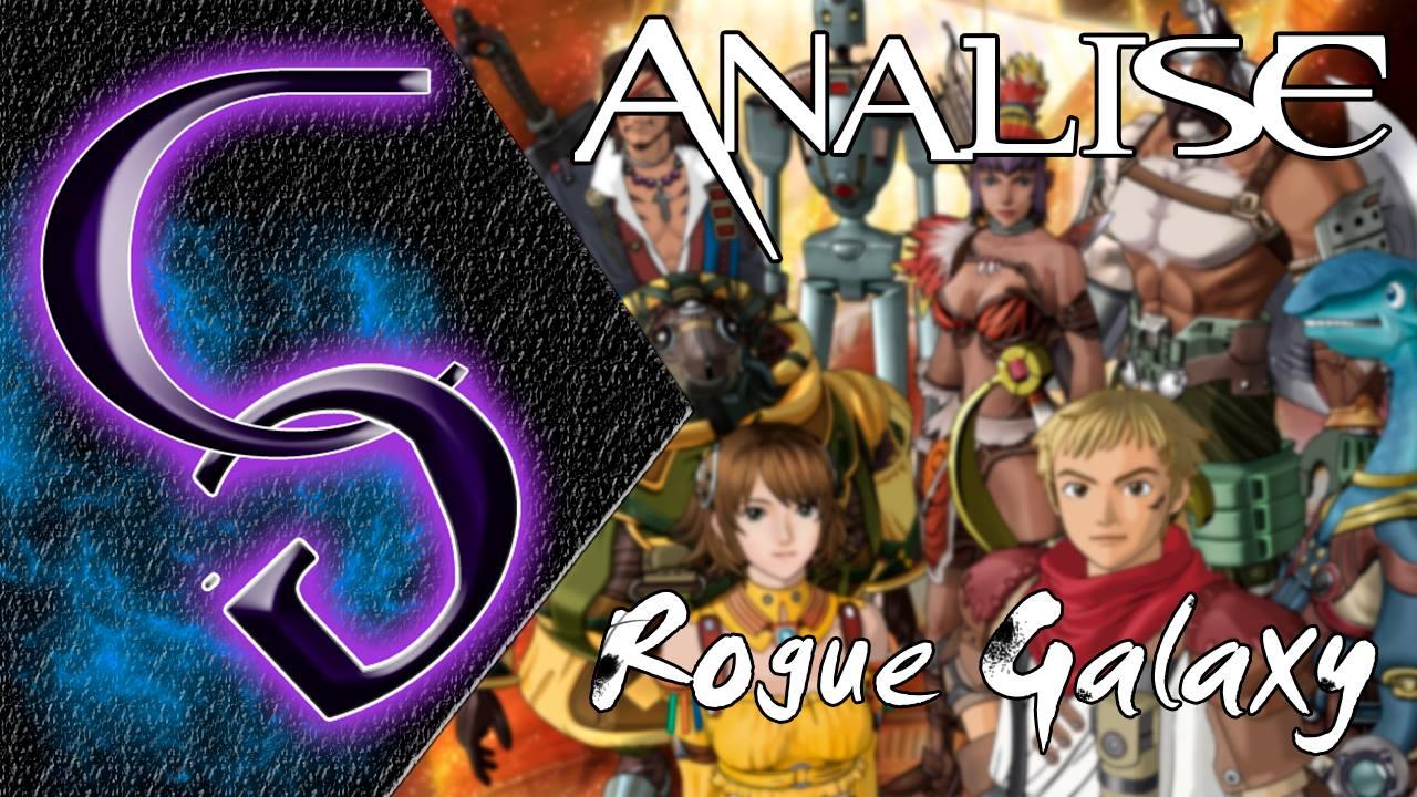 Rogue Galaxy - Cruxer Gamer - Imagem