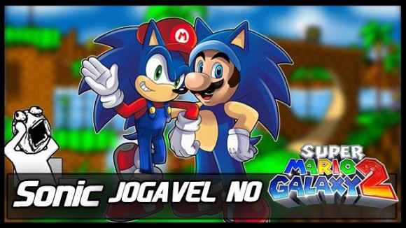 Sonic - Super Mario - RK Play - Imagem