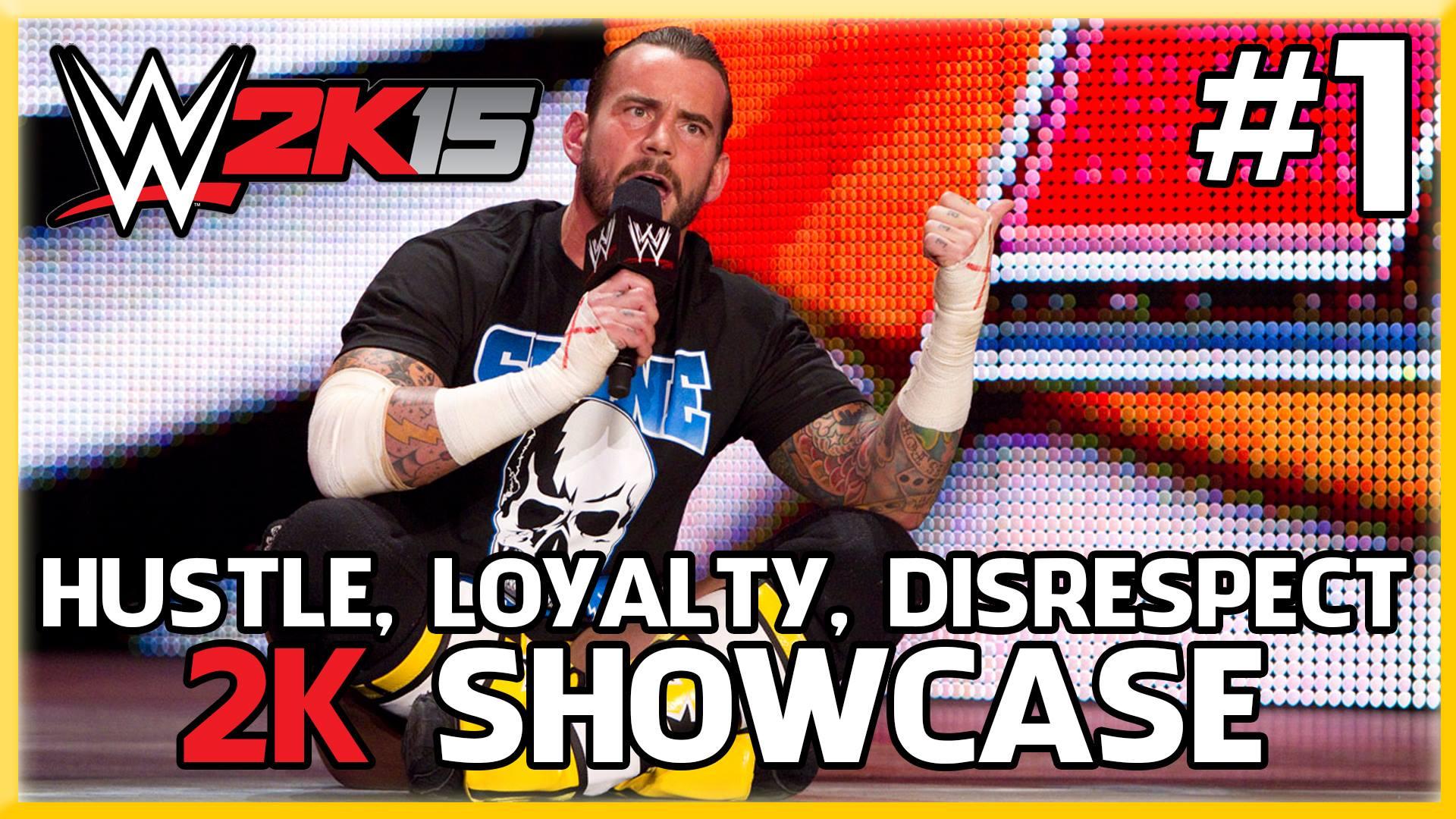 WWE 2K15 - FHard - Imagem