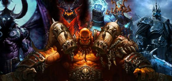 World of Warcraft - Chefes