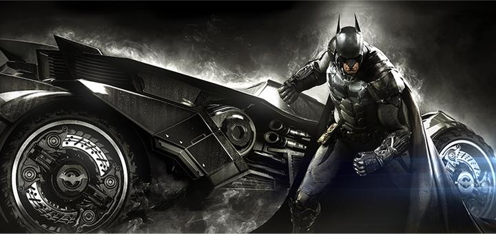 Batman - Arkham Knight - Litografia - Index