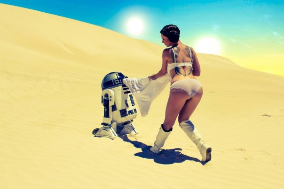Cosplay - Princesa Leia - Lady Jaded - 07