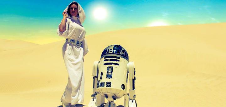 Cosplay - Princesa Leia - Lady Jaded - Index