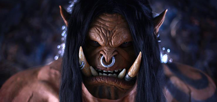 Gromash Hellscream - World of Warcraft - Cosplay - Index