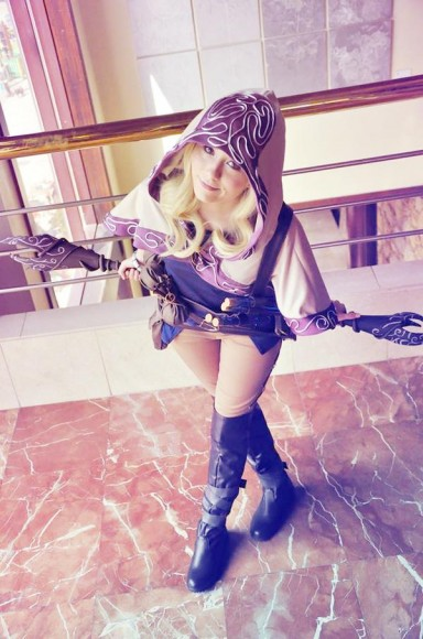 Lux - Ladra Arcana - Cosplay - League of Legends - 04