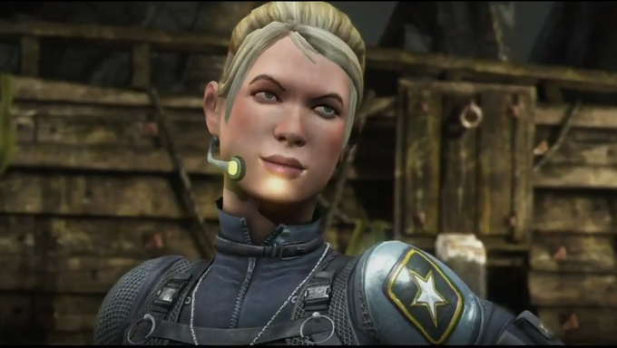 Mortal Kombat X - Cassie Cage - Photo