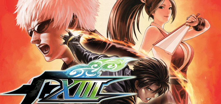The King of Fighters XIII - Kyo and May Index