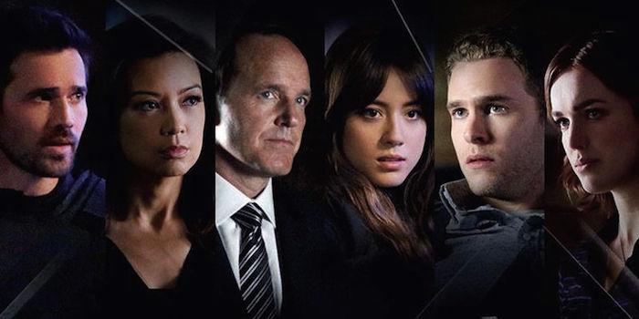 Agents of SHIELD - Personagens Principais - Segunda Temporada