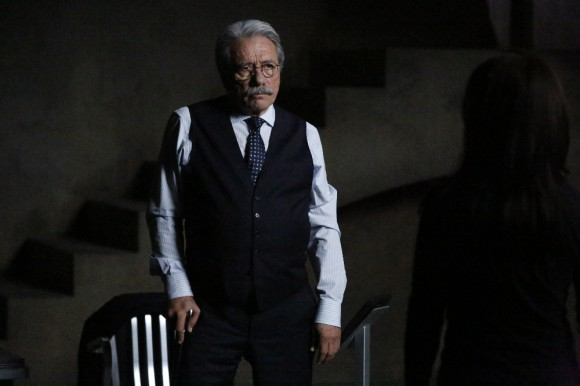 EDWARD JAMES OLMOS - AGENTS OF SHIELD