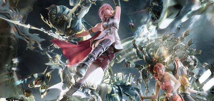 Final Fantasy XIII - Wallpaper Index