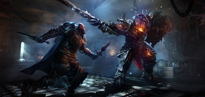 Lords of The Fallen - PC Screen Index