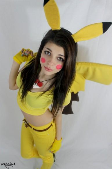 Pikachu - Pokémon Cosplay - By Ryuu Lavitz - 04
