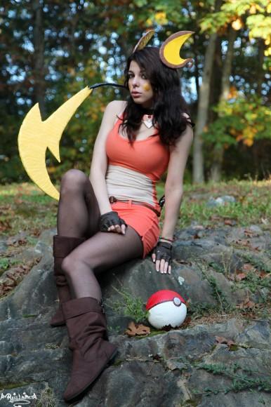 Raichu - Pokémon Cosplay - By Ryuu Lavitz - 02