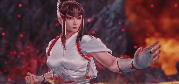 Tekken 7 - Kazumi Mishida - Screen Index