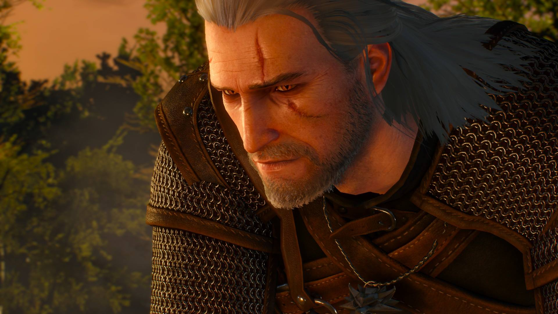 The Witcher 3 - Geralt - PC Screenshot Full HD