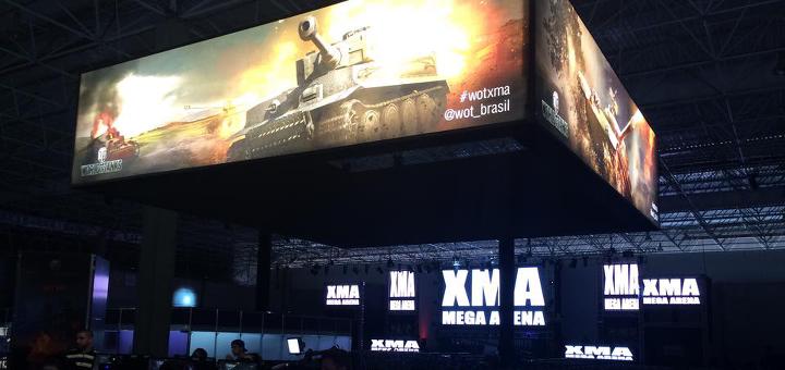 World of Tanks - XMA Mega Arena - Index