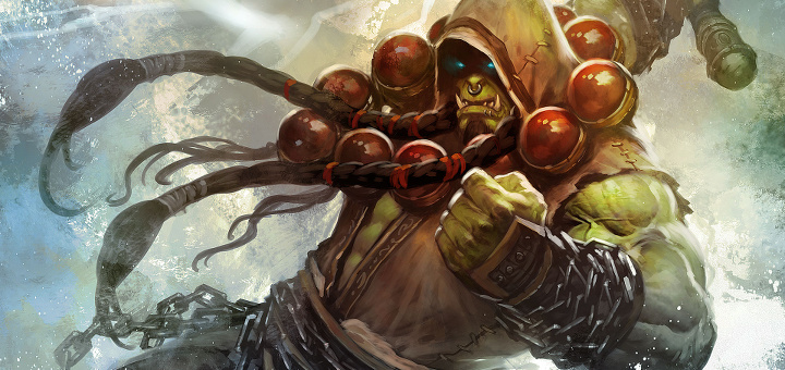 World of Warcraft - Thrall - Index