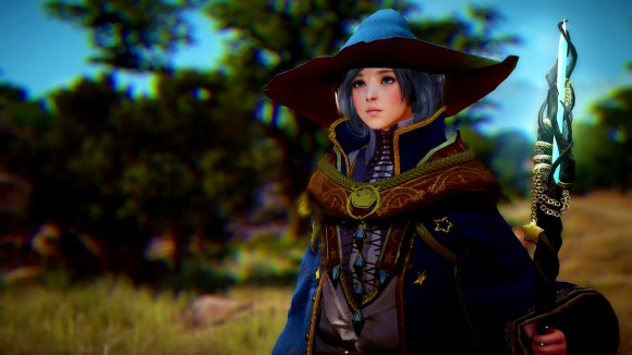 Black Desert Online - Female Wizard