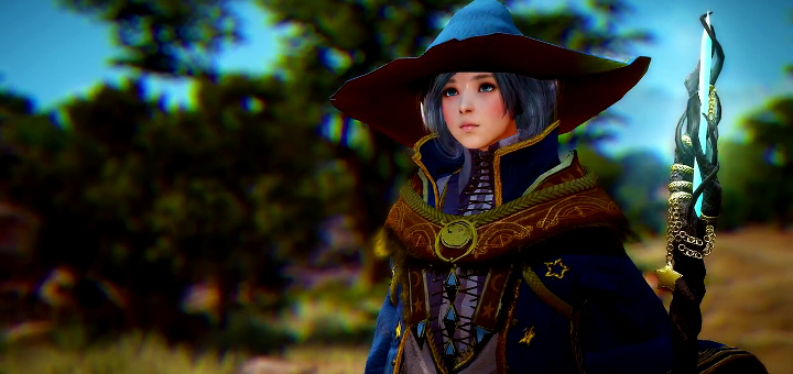 Black Desert Online - Female Wizard - Index