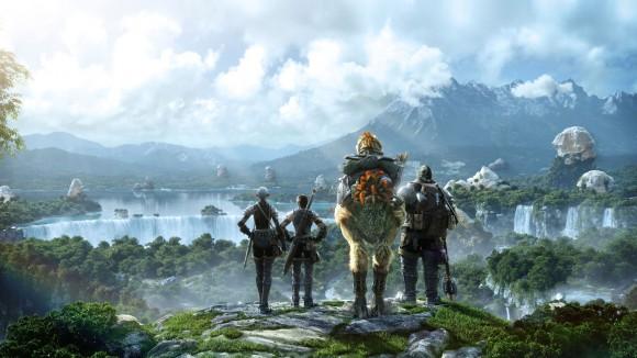 Final Fantasy XIV - A Realm Reborn - Wallpaper CG Screen - 1920x1080 Full HD