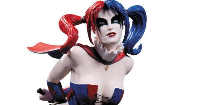 Harley Quinn - Action Figure - Index