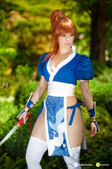 Kasumi - Dead or Alive - Cosplay - By Enji Night - 03