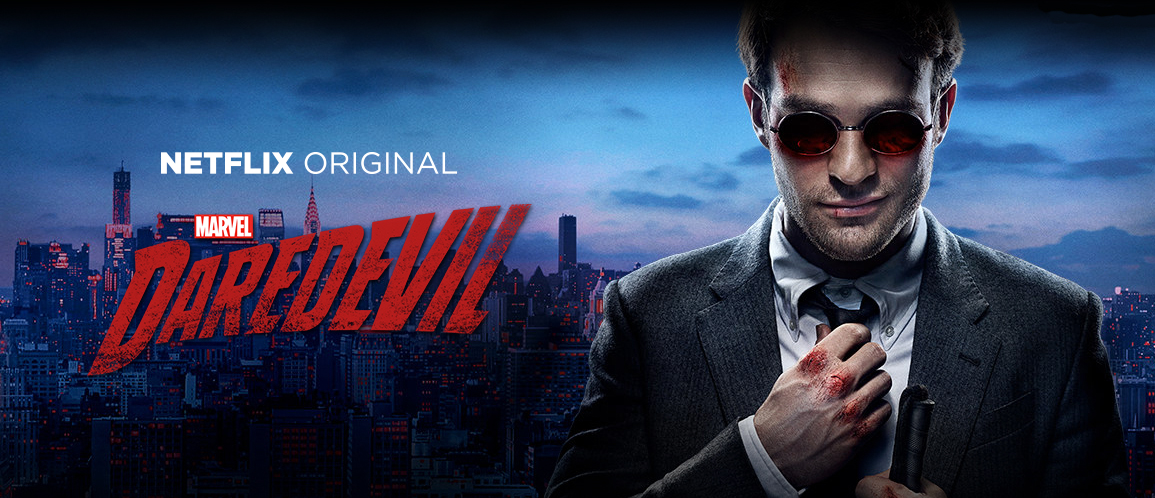 Netflix - Daredevil - Demolidor - 2015