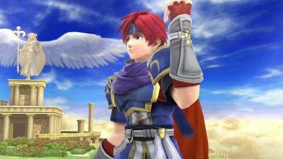 Super Smash Bros - Roy 02