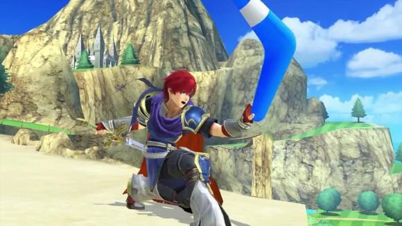 Super Smash Bros - Roy 03