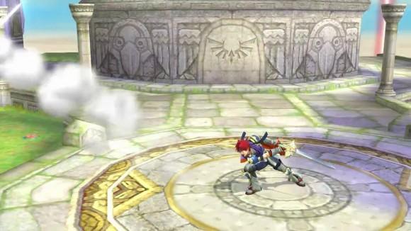 Super Smash Bros - Roy 04