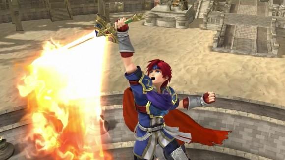 Super Smash Bros - Roy 05