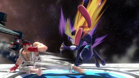 Super Smash Bros - Ryu 02