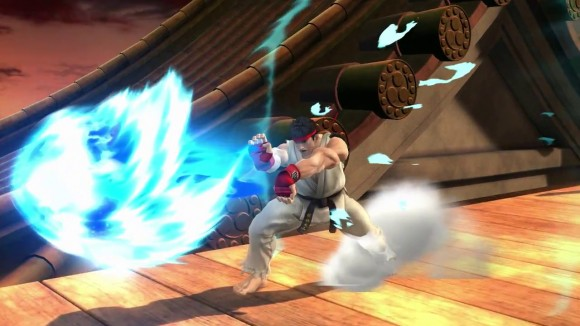 Super Smash Bros - Ryu 03