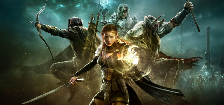 The Elder Scrolls Online - Warriors - Index