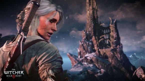 The Witcher 3 - Wild Hunt - Cirilla
