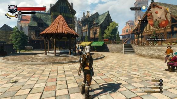 The Witcher 3 - Wild Hunt - Douraburgo
