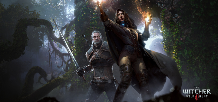 The Witcher 3 - Wild Hunt - Geralt and Yennefer - Index 2