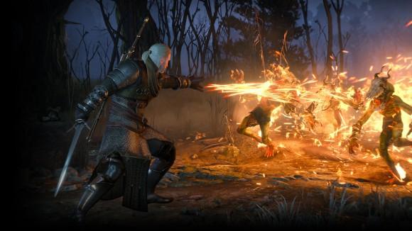The Witcher 3 - Wild Hunt - Monster Hunter Mutations - 01
