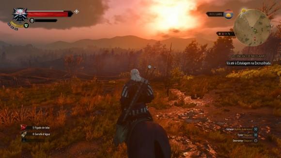 The Witcher 3 - Wild Hunt - Velen - Sol