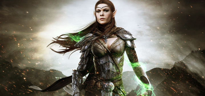 The Elder Scrolls Online - Girl - Index
