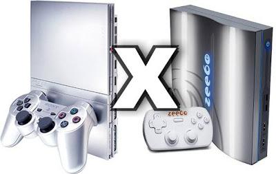 Claro que o Zeebo é muito melhor que o PS2!