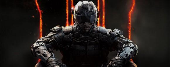 Call of Duty - Black Ops III - KeyArt Render